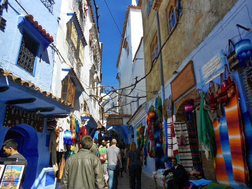 Planning a day trip from Spain to Morocco and 3 cities you should see!